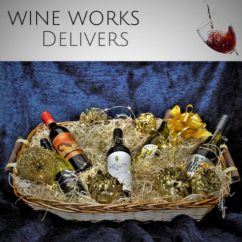Hampers to Order - A Wine Hamper