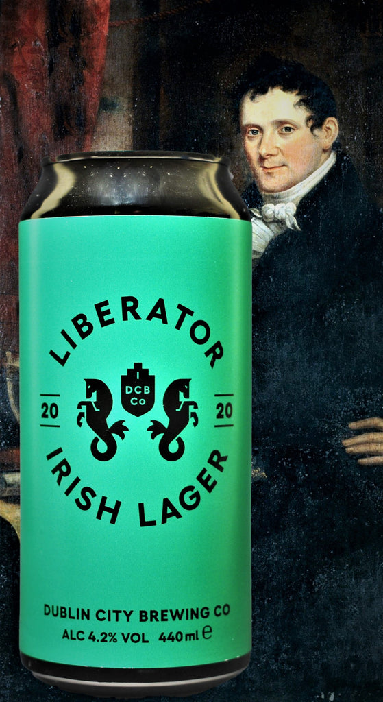 Dublin City Brewing Liberator Lager