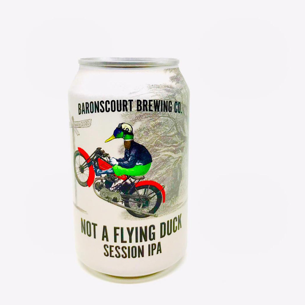 Baronscourt Brewing Not a Flying Duck IPA