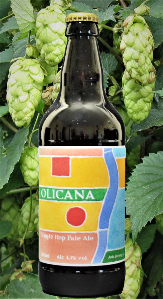 Ards Brewing Olicana