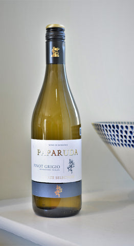 Offer 6 for £39.00 Paparuda Pinot Grigio