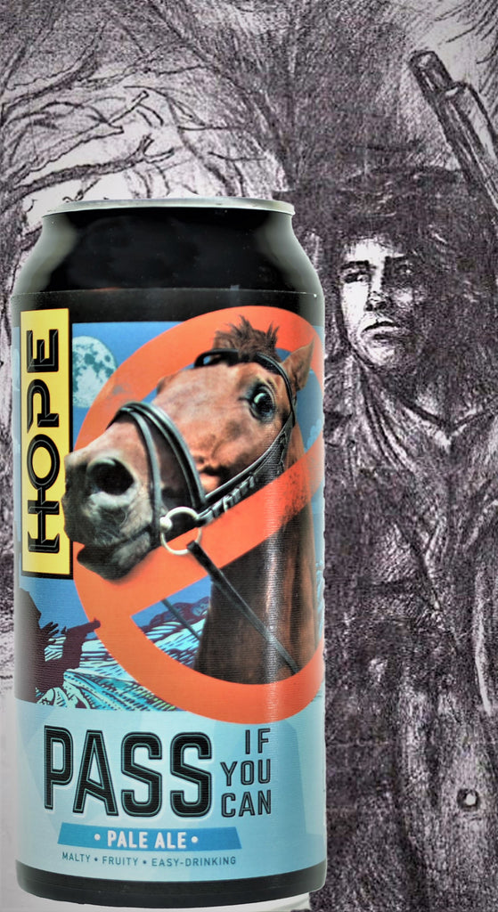 Hope Pass If You Can Pale Ale
