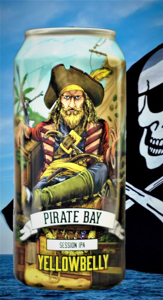 YellowBelly Pirate Session