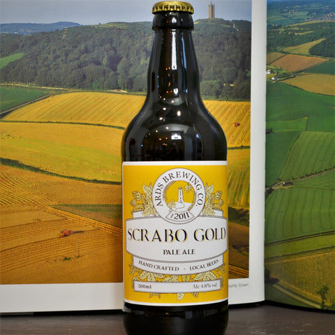 Ards Brewing Scrabo Gold