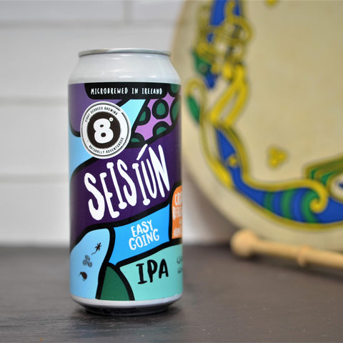 8 Degrees Seisiun IPA