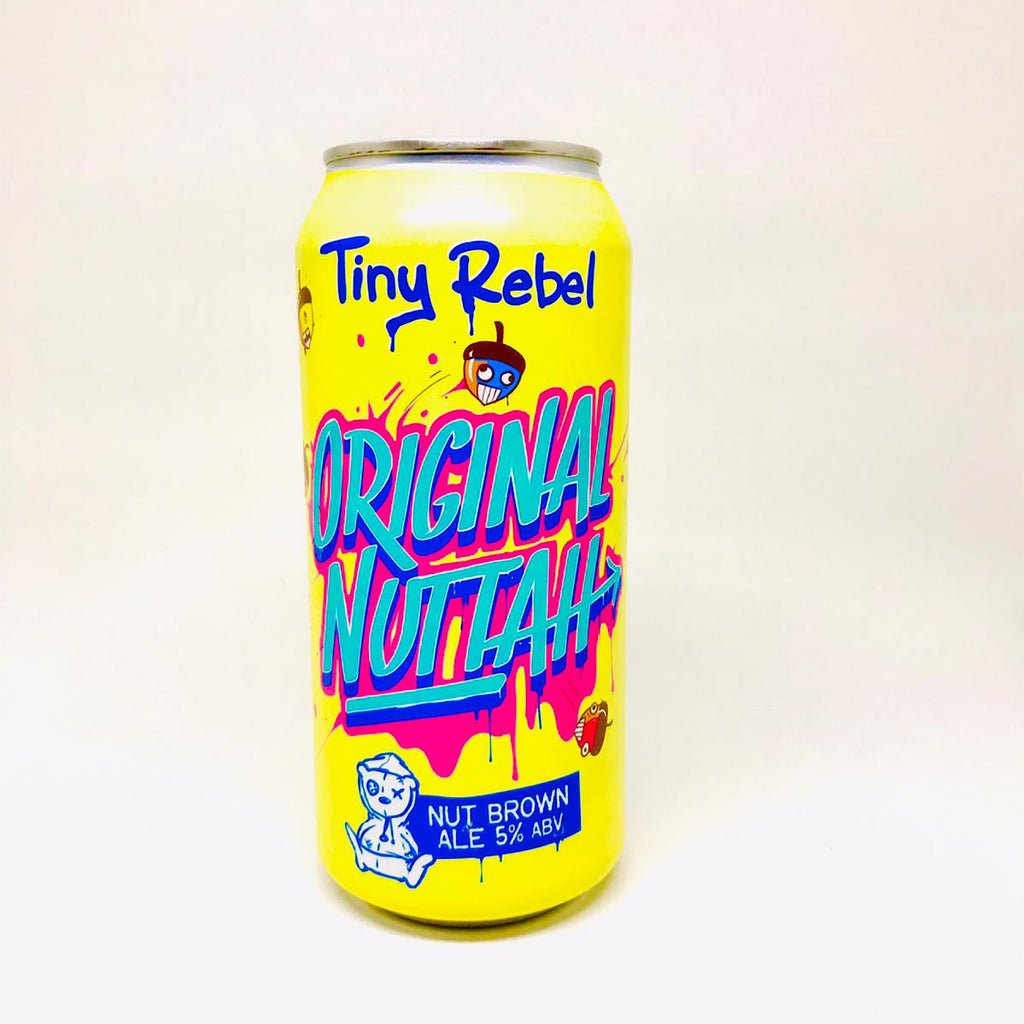 Tiny Rebel Original Nuttah