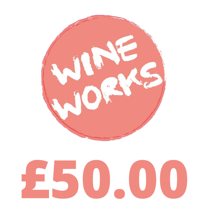 Wine Works £50 Voucher