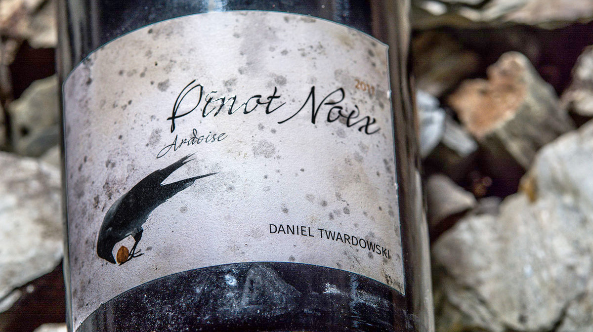 Daniel Twardowski: and Pinot Noir: the present-future Mosel
