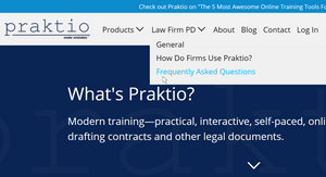 Law Firm PD Portal