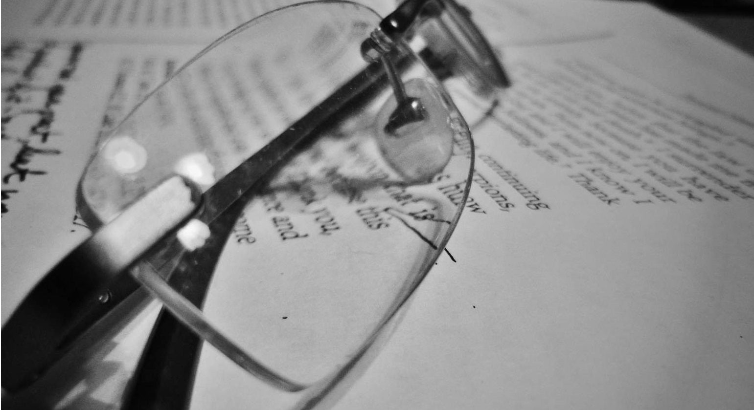 Unseeing: Tips for Better Proofreading