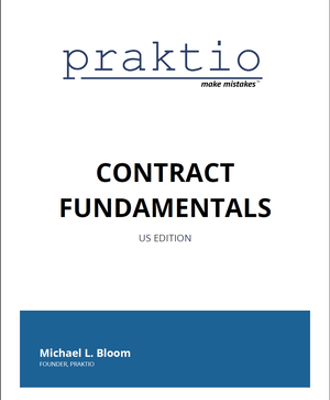 Contract Fundamentals E-Book