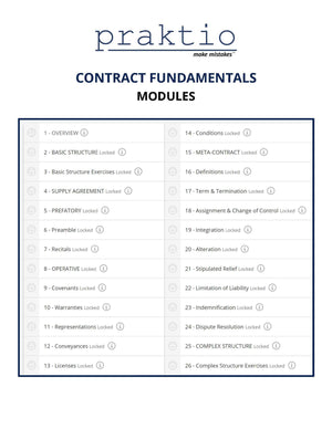 Contract Fundamentals
