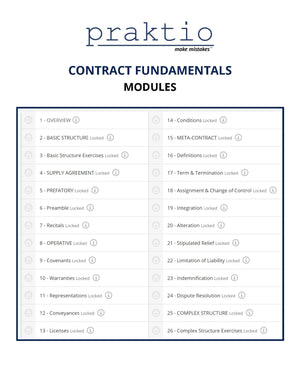 Contract Fundamentals (for Teams)