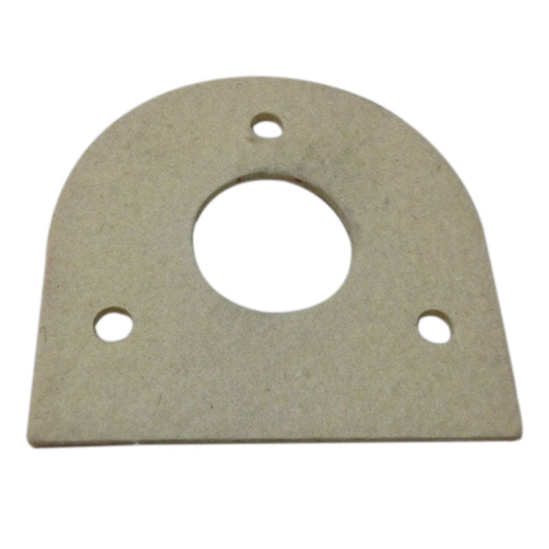 Felt arbor end cap gasket for 24 and 36 inch slab saws