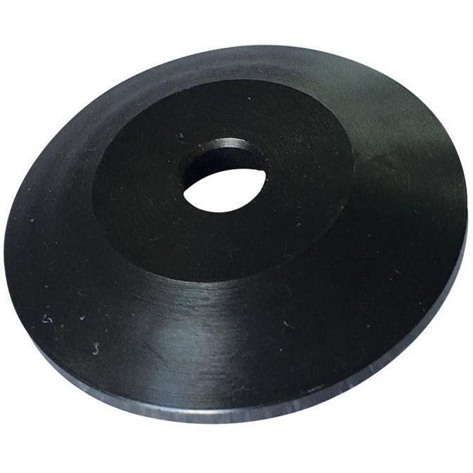 Outside arbor flange for Model 12 precision agate slab saws