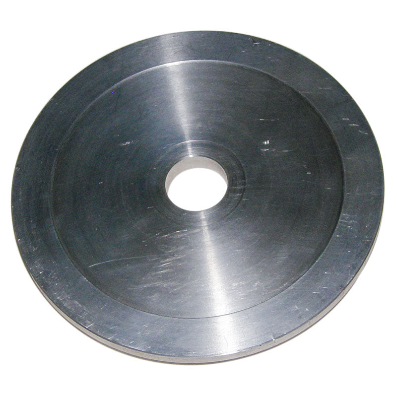 Inside outside arbor flange with 5/8  (.625) inch bore for 14/16 inch slab saws