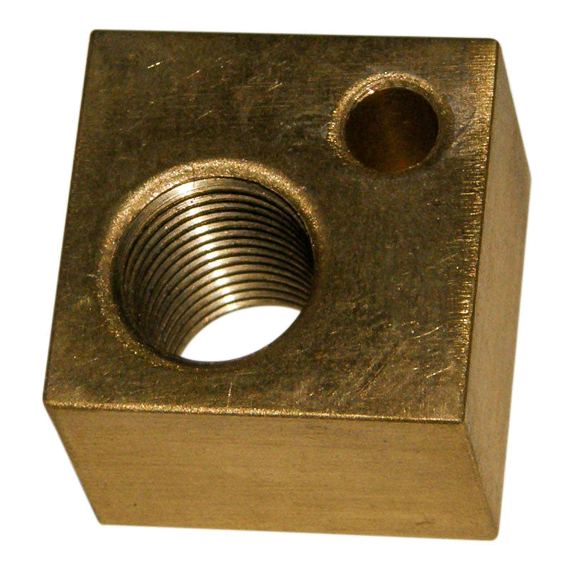 Carriage crossfeed nut for 14/16 inch slab saws