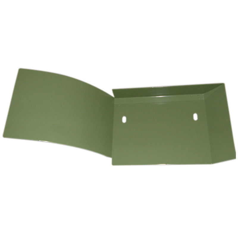 Cutoff catch tray for 14/16 inch slab saws