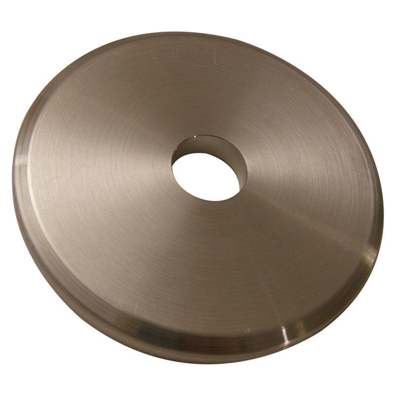 Inside outside arbor flange with 3/4 (.75) inch bore for 18 inch slab saws