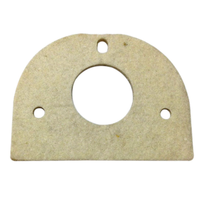 Felt arbor end cap gasket for 18 and 20 inch slab saws