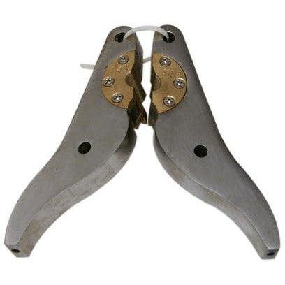 Split nut / feed dogs WITH inserts for 18 and 20 inch slab saws