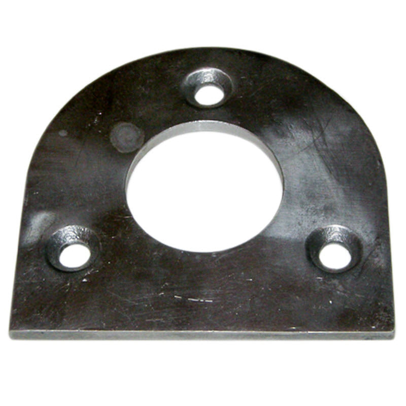 Arbor end cap for 24 and 36 inch slab saws