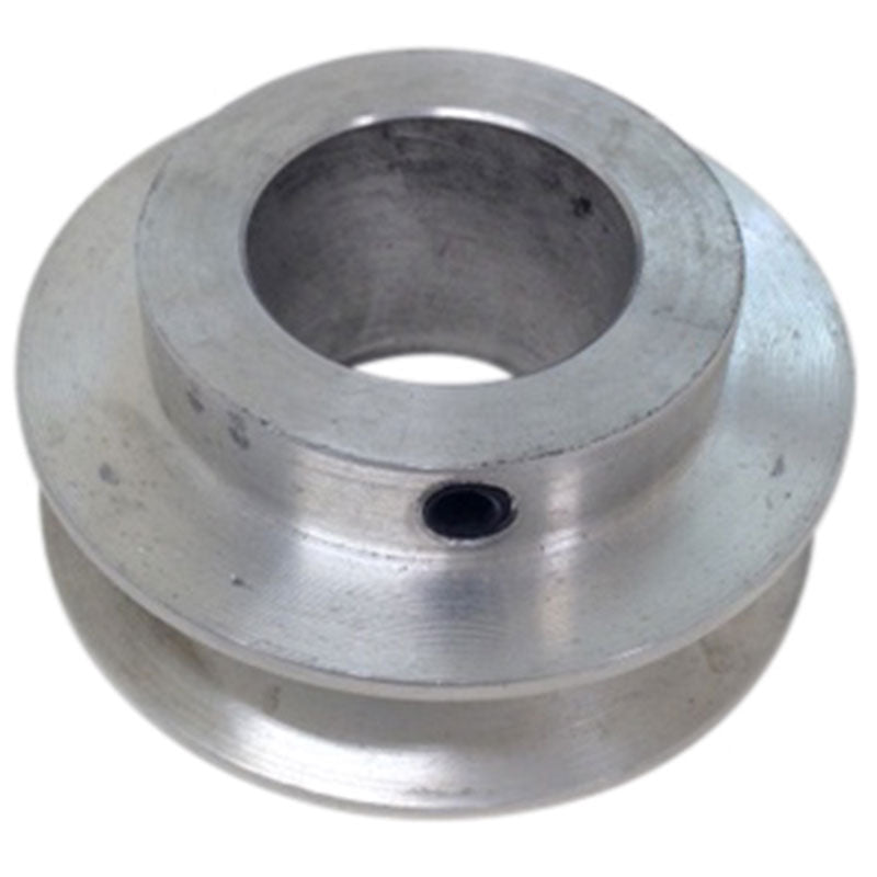 2-1/4 (2.25) inch feed pulley with 1 inch bore for 36 inch slab saws