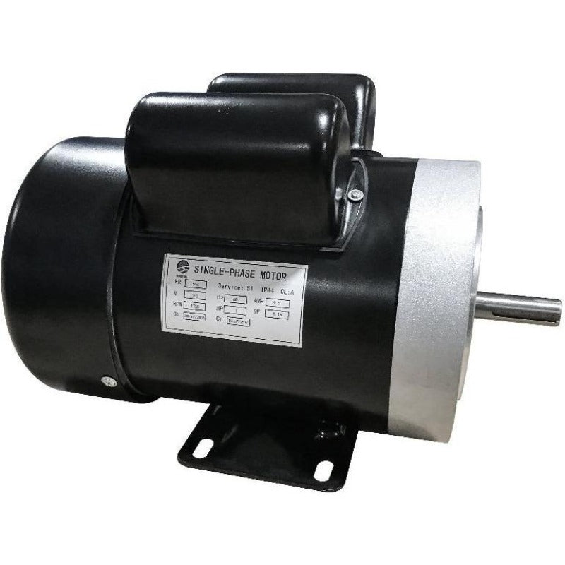 1725 RPM 1 HP 110V electric motor with NEMA 56 frame