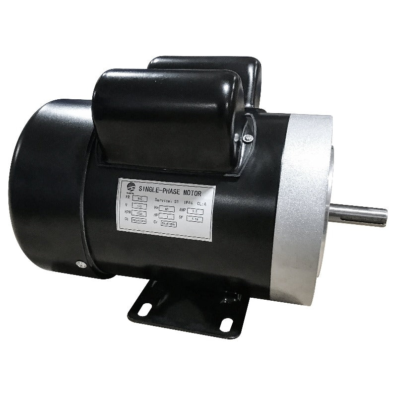 1725 RPM 3/4 hp 110 230v high torque NEMA 55 for Bullwheel Grinder