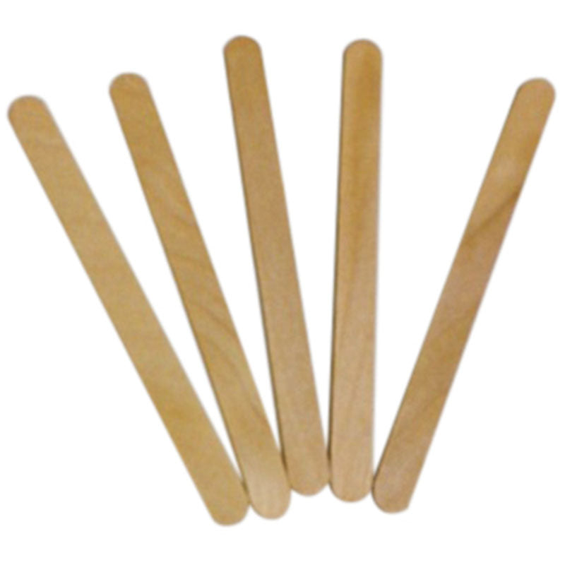 Bond-Optic wood stirring sticks for epoxy mixing