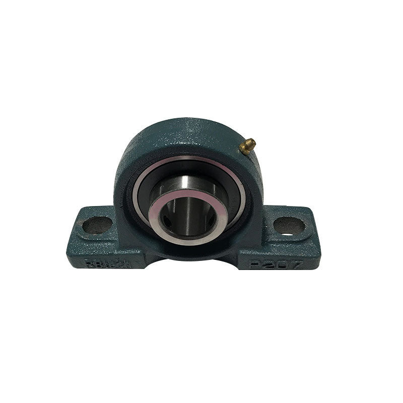 Pillow block arbor bearing with 1-1/4 (1.250) inch bore for pre-1962 round rail 24 and 36 inch slab saws