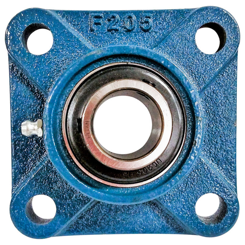 Frantom flange mount outside arbor bearing with 1 inch bore for 18 and 24 inch slab saws