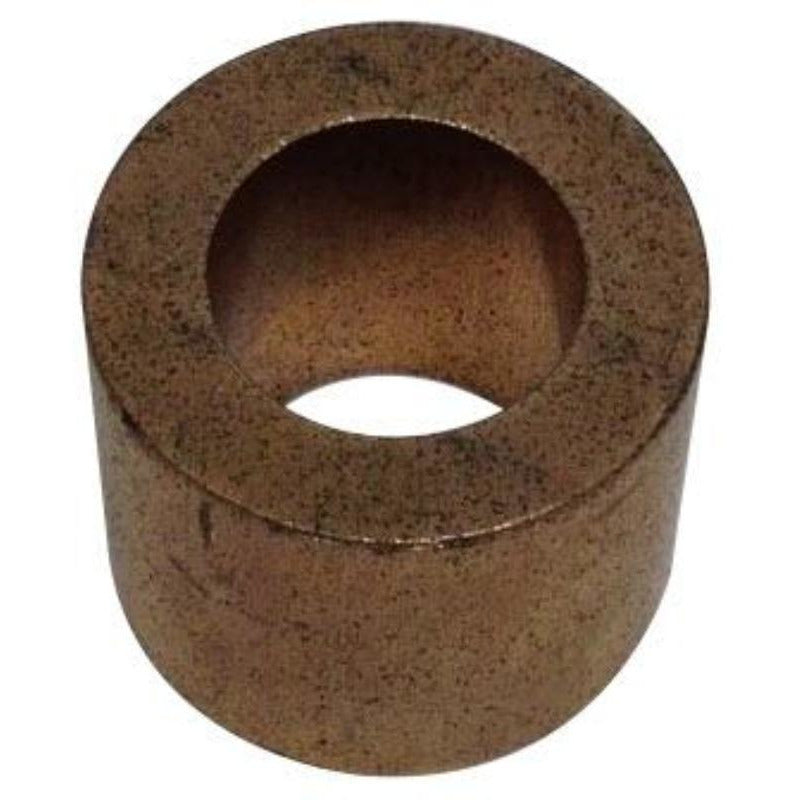 Rear powerfeed screw bushing for 36 inch slab saws