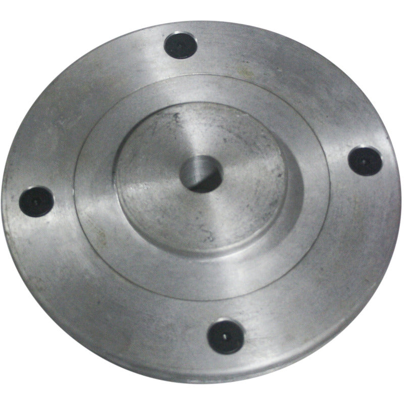 Hub assembly for Model BW and Rock's Lapidary bull wheel grinders