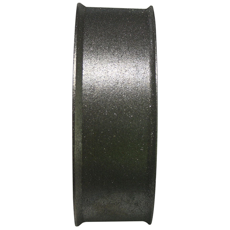 50mm 80 grit diamond plated wand wheel with 16mm arbor