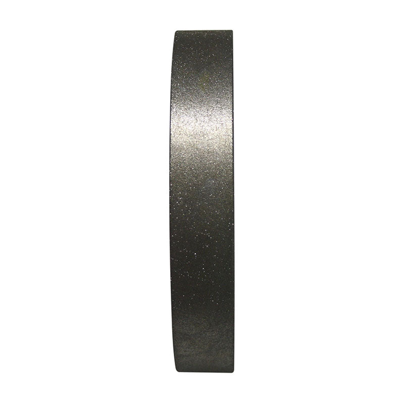 50mm 220 grit diamond plated flat wheel with 16mm arbor