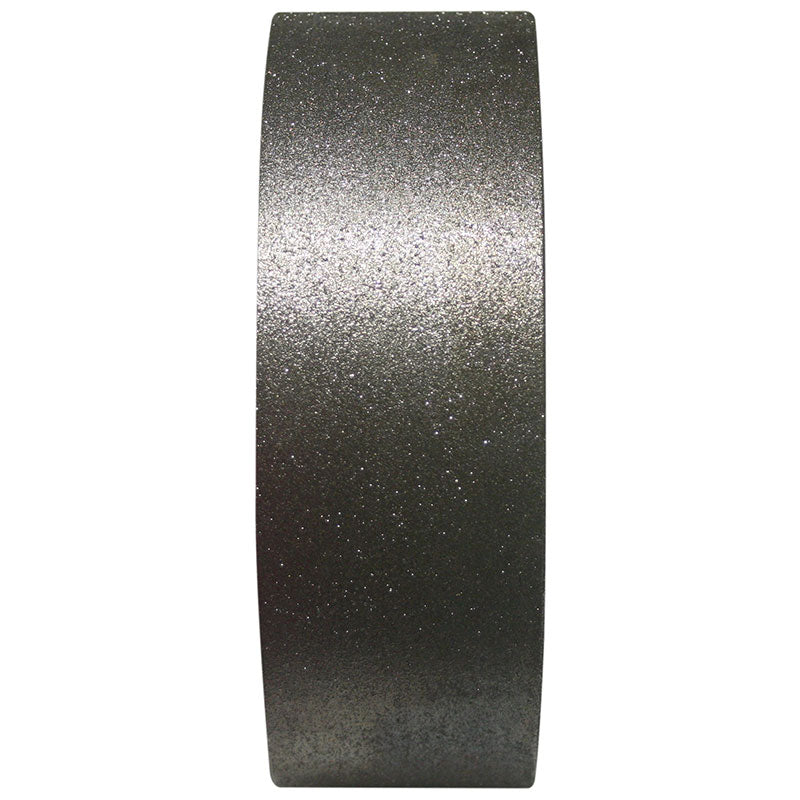50mm 80 grit diamond plated flat wheel with 16mm arbor
