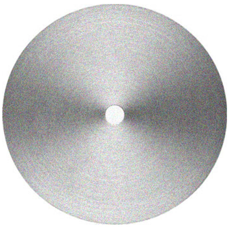 18 inch 80 grit diamond flat lap with magnetic back and 1 inch mounting hole