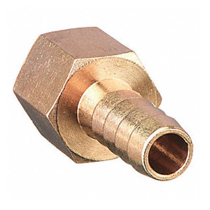 1/4 inch NPT female to 6mm barb fitting