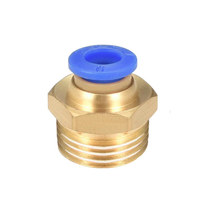 3/8 NPT male to 6mm Quick Disconnect fitting for freestanding EverClean pump