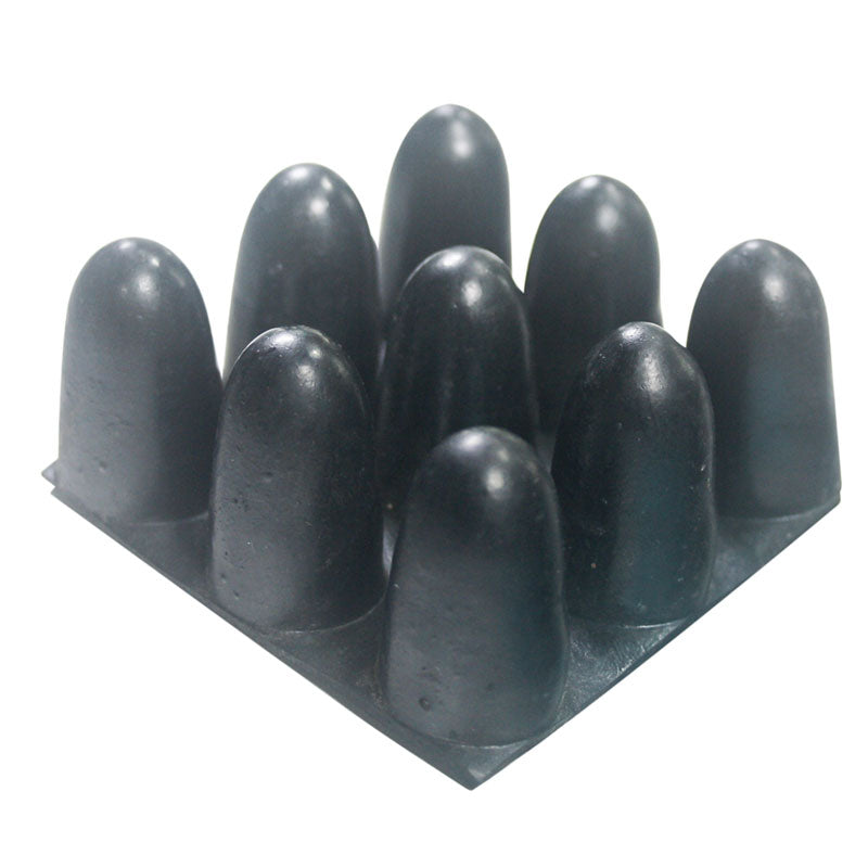 Set of 9 finger protectors for protecting your finger tips when trimming and grinding