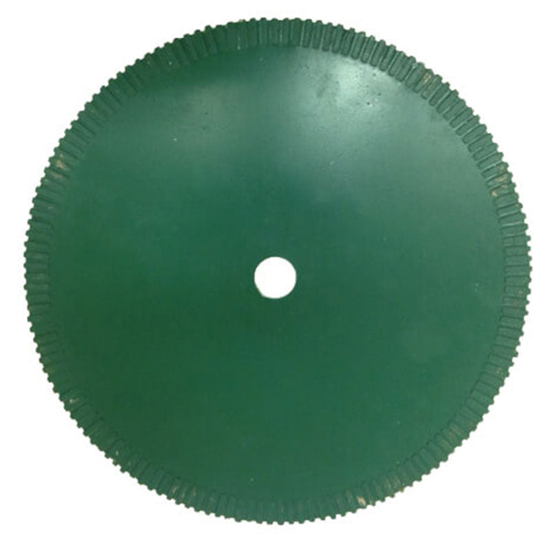 Greenline Agate Eater 20 inch diamond blade .135 inch width, 1 inch arbor
