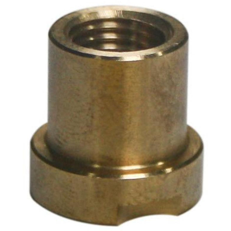 Crossfeed Nut for Highland Park HT10 slab saw.  Also fits retrofit carriage for Lortone LS10 slab saws