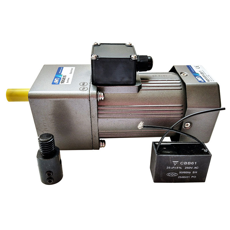 Sphere machine 103 RPM gearmotor for standard speed sphere machine ( LSSM)