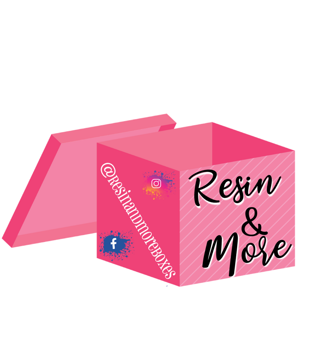 Resin & More Gift Cards