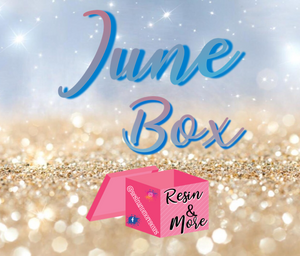 Resin Box- June