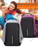 USB Anti-Theft, Backpack laptop bag
