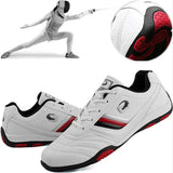 Men professional fencing lightweight sneakers