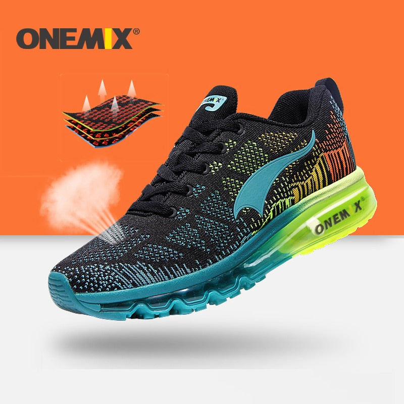ONEMIX Air Max Breathable Athletic Sneakers