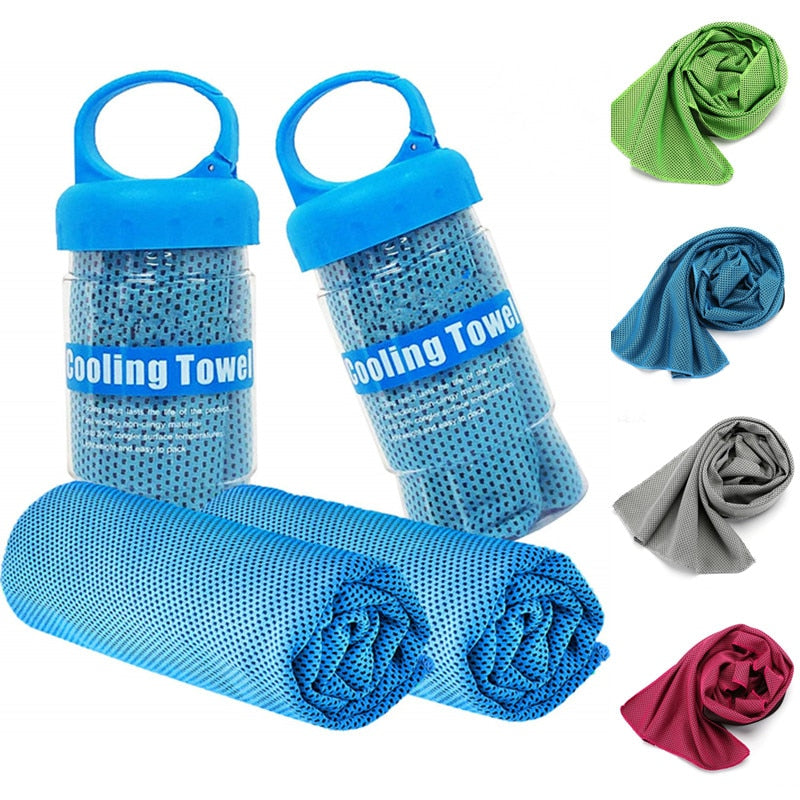 Towel for Yoga, Gym, Travel, Sports